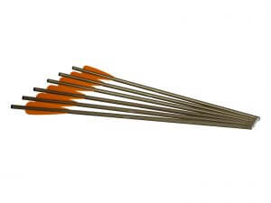 aluminum arrows