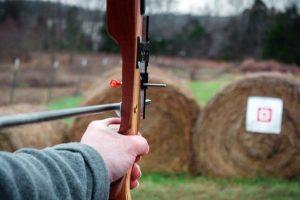 bow aim
