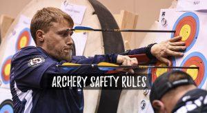 archery safety