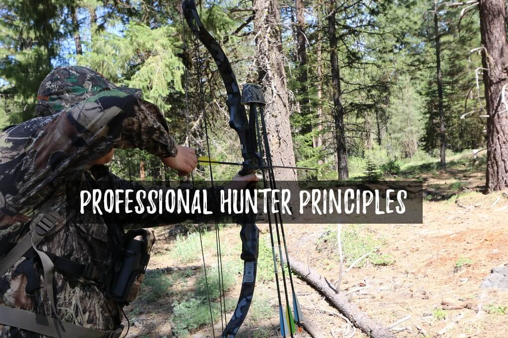 principles of hunting