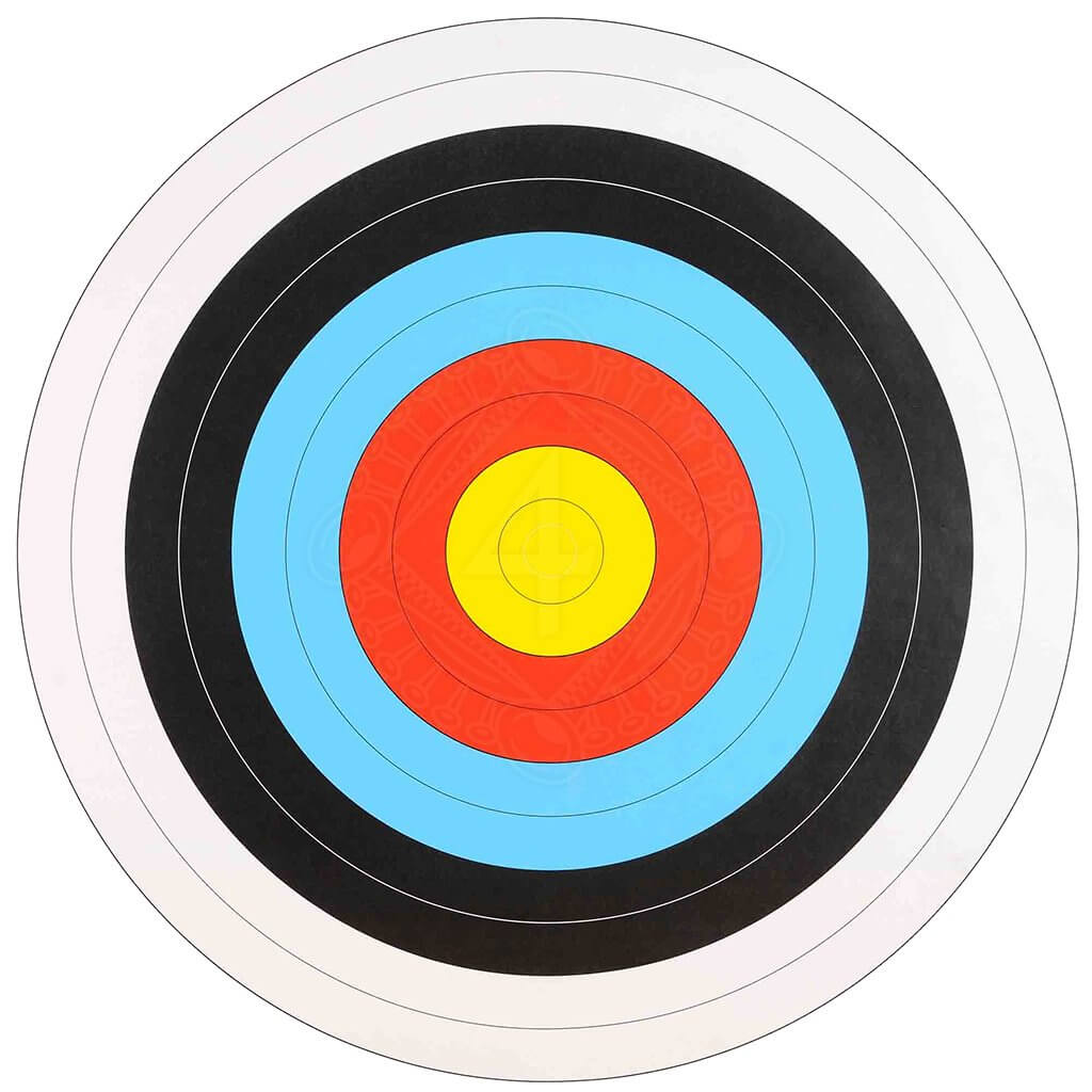 how to build an archery target