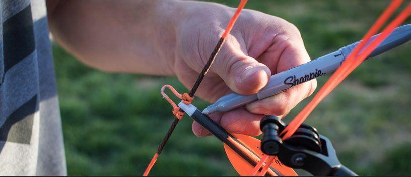 How to Nock an Arrow